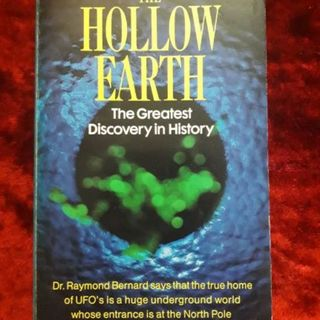 The Hollow Earth - the greatest discovery in history