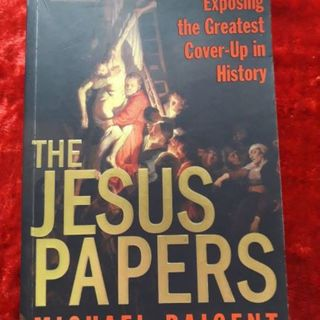 The Jesus Papers - exposing the greatest cover-up in history.