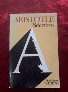 Aristotle - Selections