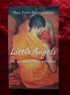 Little Angels - life as a novice monk in Thailand