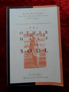 The Other Half of My Soul - Bede Griffiths & the Hindu-Christian Dialogue