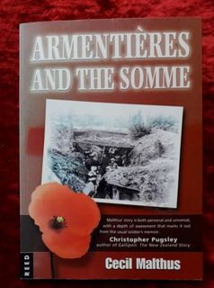 Armentieres and the Somme