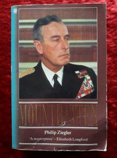 Mountbatten - the official biography