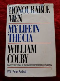 Honourable Men - My life in the CIA