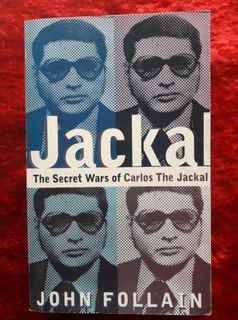 Jackal - the secret wars of Carlos the Jackal