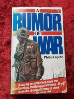 A Rumour of War