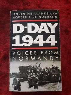 D-Day 1944 - voices from Normandy