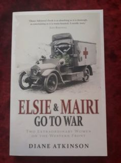 Elsie and mari Go To War