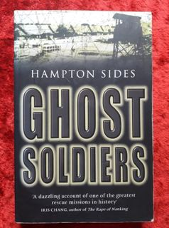 Ghost Stories - the astonishing story of one of wartime's greatest escape