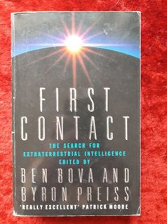 First Contact - the search for extraterrestrial intelligence