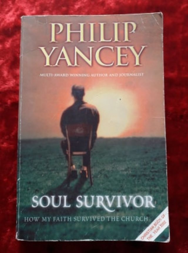 Soul Survivor - how my faith survived the church