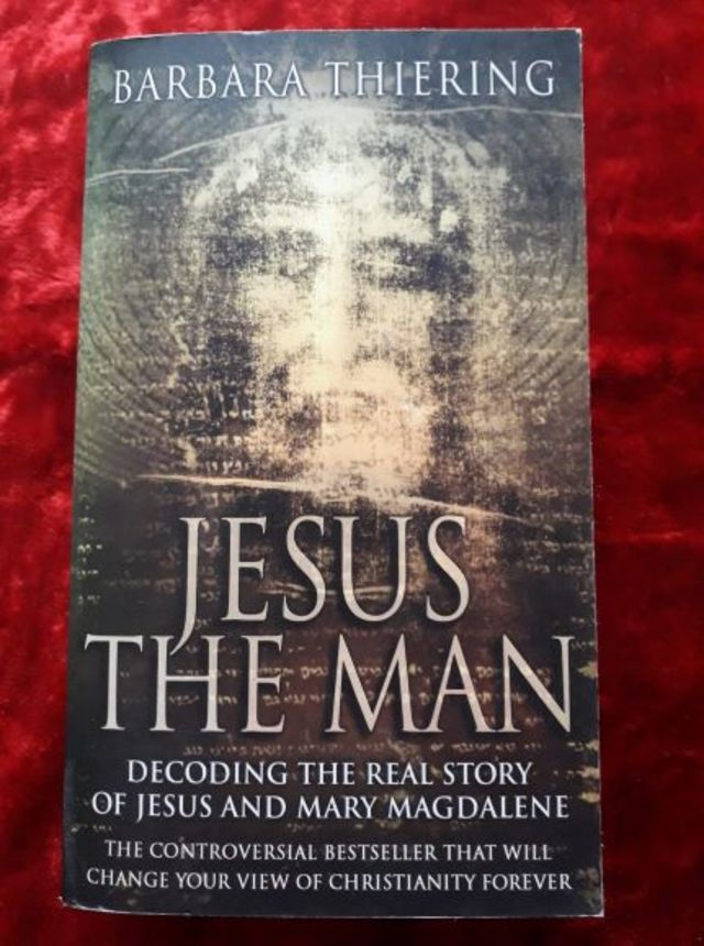 Jesus The Man - decoding the real story of Jesus and Mary Magdalene