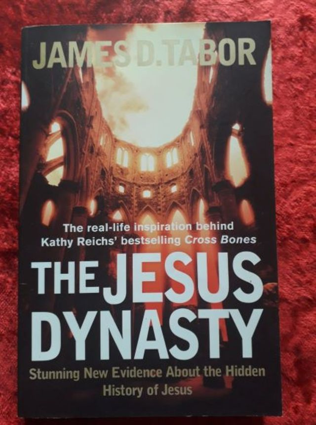 The Jesus Dynasty - stunning new evidence about the hidden history of Jesus