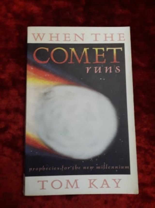 When the comet runs - prophecies for the new millenium