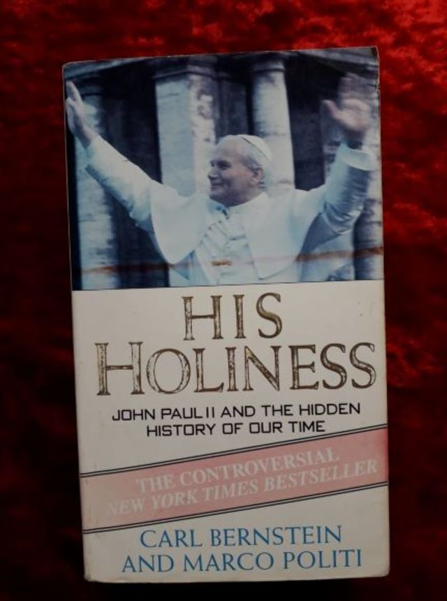 His Holiness - John Paul II and the hidden history of our time