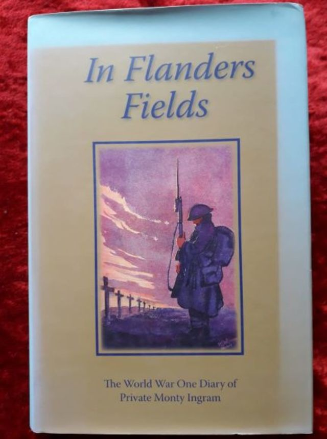 In Flanders Fields - the World War One diary of Private Monty Ingram
