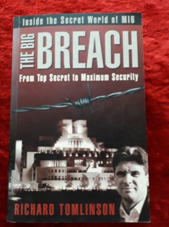The Big Breach - from top secret to maximum security