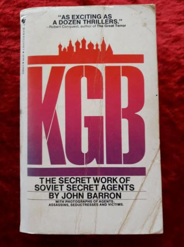 KGB - the Secret Work of Soviet Secret Agents