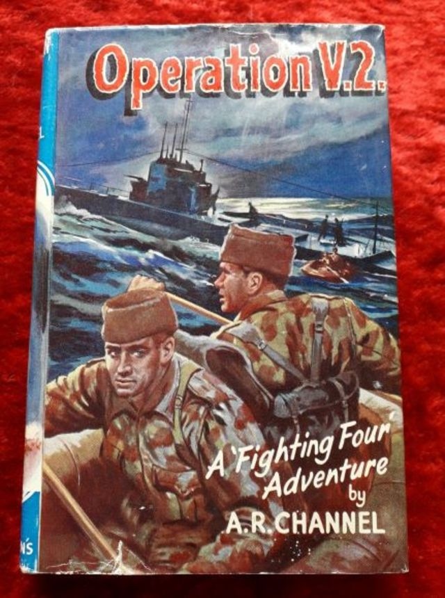 Operation V.2 - a fighting four adventure