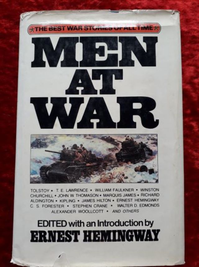 Men At War - the best war stories of all time
