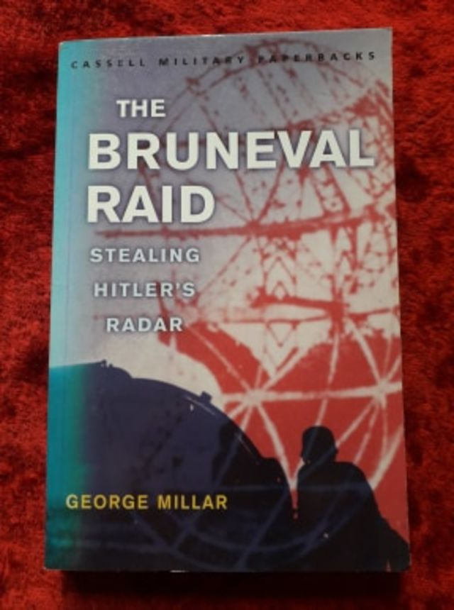The Bruneval Raid - stealing Hitler's radar
