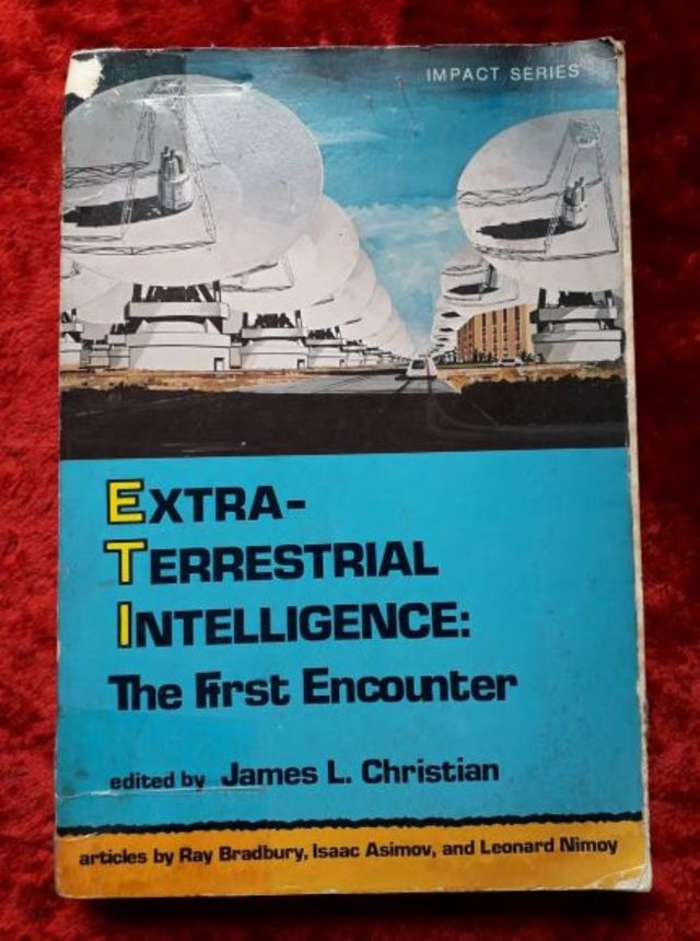 Extra-Terrestrail Intelligence - the first encounter