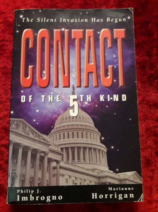 Contact of the 5th kind - the silent invasion has begun