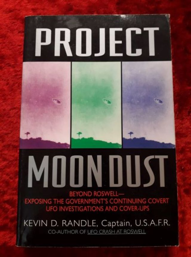 Project Moondust - beyond Roswell