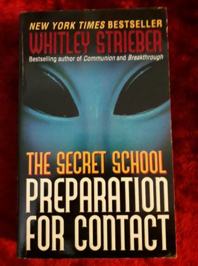 The Secret School - preparation for contact