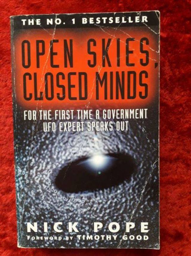 Open Skies, Closed Minds -
