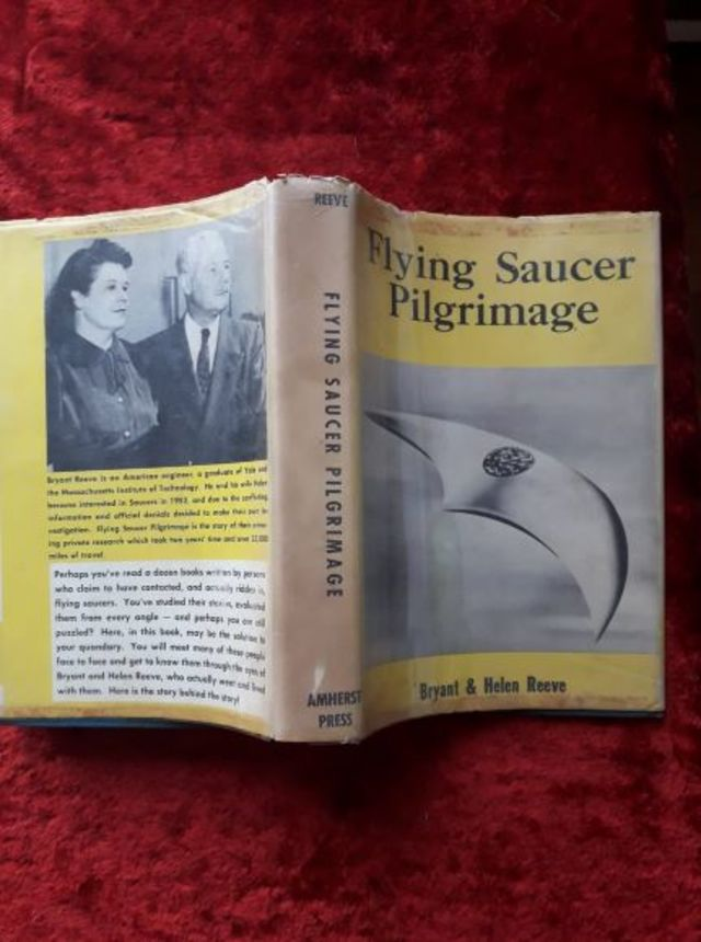 Flying Saucer Pilgrimage - the true story of an amazing private research which took two years time and over 23000 miles of travel